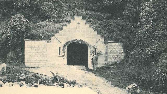 La fontaine de Saint-Ouen