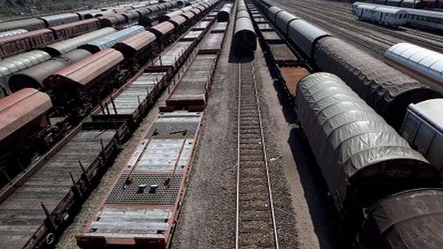 Tergnier ou la bataille du rail
