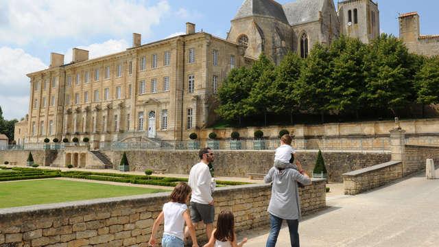 Abbaye Royale de Celles-sur-Belle