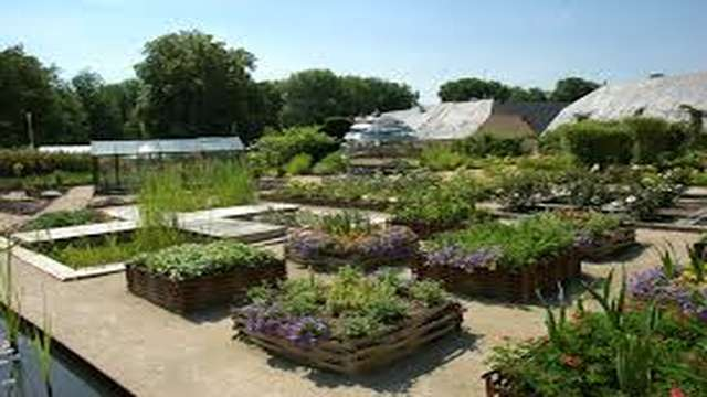 1er Jardin Littéraire sur le thème