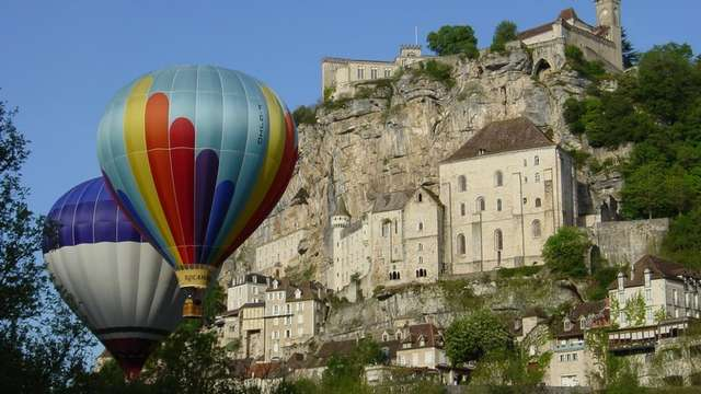 Rocamadour Aerostat