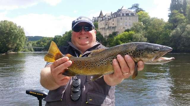 Fish and Gites - Luc Matosevic  - Moniteur Guide de pêche
