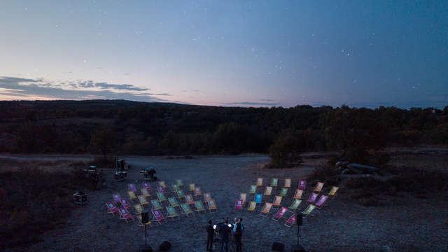 Concert sous les Etoiles - Climax - Festival de Rocamadour