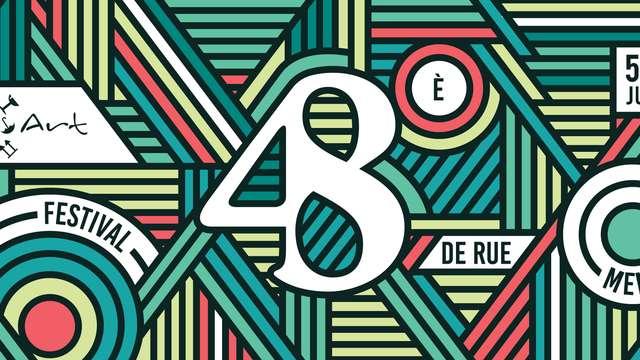 LES RENDEZ-VOUS DU 48È DE RUE - ÉDITION 2020