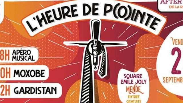 L'HEURE DE P(O)INTE - AFTERWORK DE LA RENTRÉE