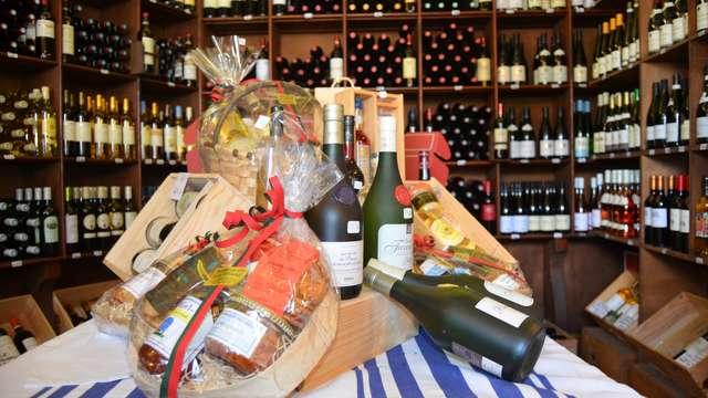 Maison Du Vin Et Du Fromage