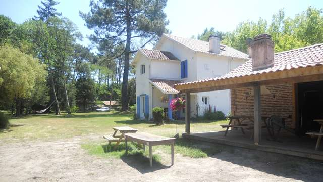 Villa Souvenir - Chambre jaune