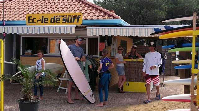 Ecole de Surf et de Body Board Esprit Océan