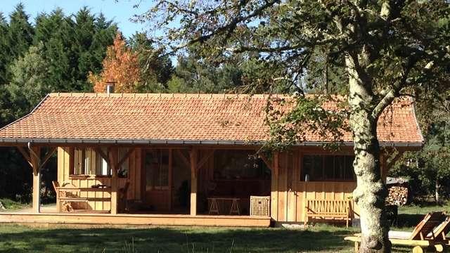 Les Maisons Huraia - La Cabane