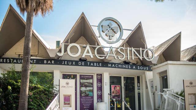 JOA CASINO D'ARGELES SUR MER