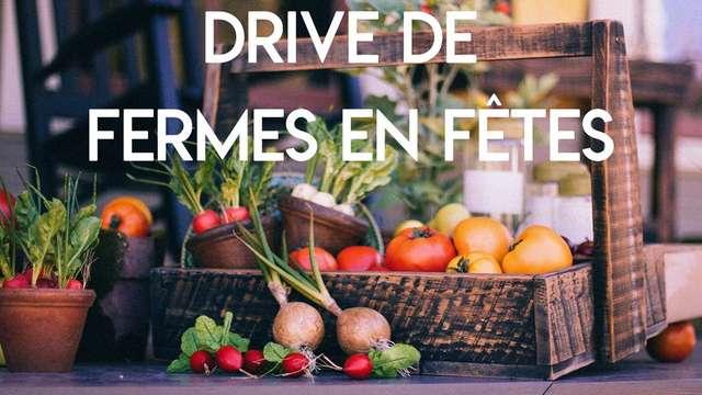 Drive De Fermes en Fêtes - point de retrait Montauban centre