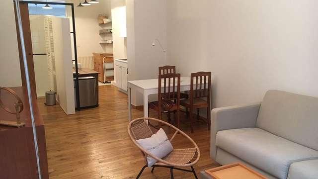 Chez Anna, appartement meublé