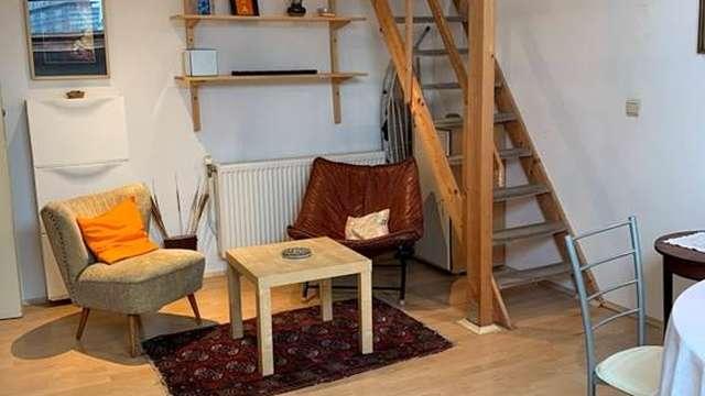 Chez Sylvain, studio meublé