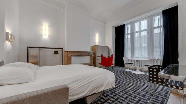 Brussels life, logements meublés
