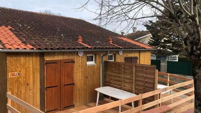 Gîte communal Garennette D (Monclar-de-Quercy) - TG559D