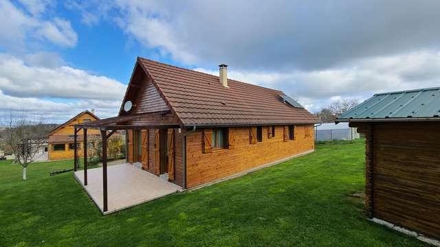 Location Gîtes de France - VALLIERE - 4 personnes - Réf : 23G1372