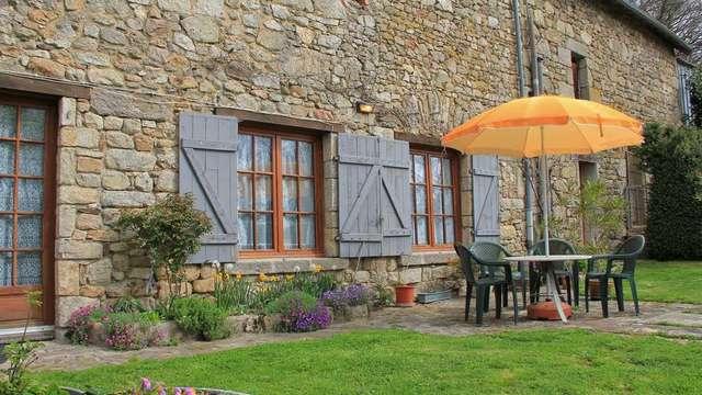 Location Gîtes de France - VALLIERE - 2 personnes - Réf : 23G1064
