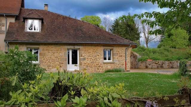 Location Gîtes de France - AUBUSSON - 4 personnes - Réf : 23G634