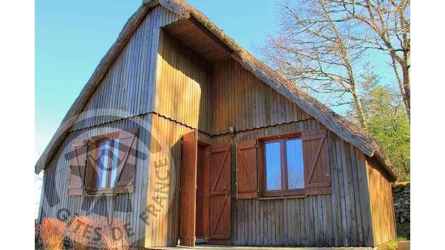 Location Gîtes de France - GENTIOUX PIGEROLLES - 4 personnes - Réf : 23G517