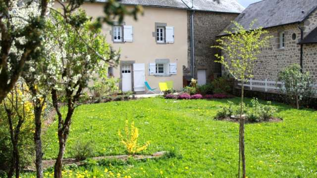 Location Gîtes de France - PEYRABOUT - 6 personnes - Réf : 23G1189