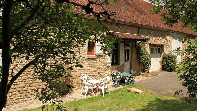 Location Gîtes de France - CROZANT - 6 personnes - Réf : 23G1285