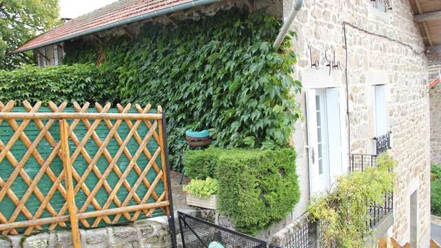 Location Gîtes de France - SAINT FRION - 4 personnes - Réf : 23G272