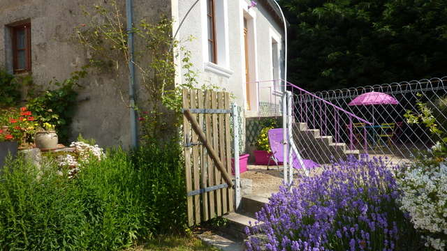 Location Gîtes de France - TOULX SAINTE CROIX - 2 personnes - Réf : 23G547