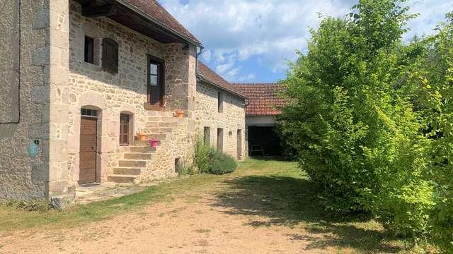 Location Gîtes de France - SAINT SILVAIN SOUS TOULX - 4 personnes - Réf : 23G957