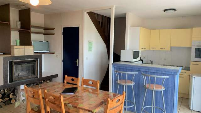 Location Gîtes de France - LE BOURG D'HEM - 5 personnes - Réf : 23G626