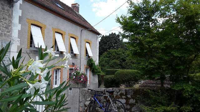 Location Gîtes de France - MOUTIER ROZEILLE - 5 personnes - Réf : 23G1414