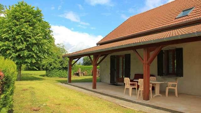 Location Gîtes de France - LE GRAND BOURG - 4 personnes - Réf : 23G1444
