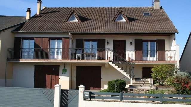 Location Gîtes de France - GOUZON - 5 personnes - Réf : 23G1479