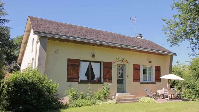 Location Gîtes de France - LE GRAND BOURG - 6 personnes - Réf : 23G274