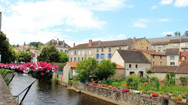 Location Gîtes de France - AUBUSSON - 5 personnes - Réf : 23G1450