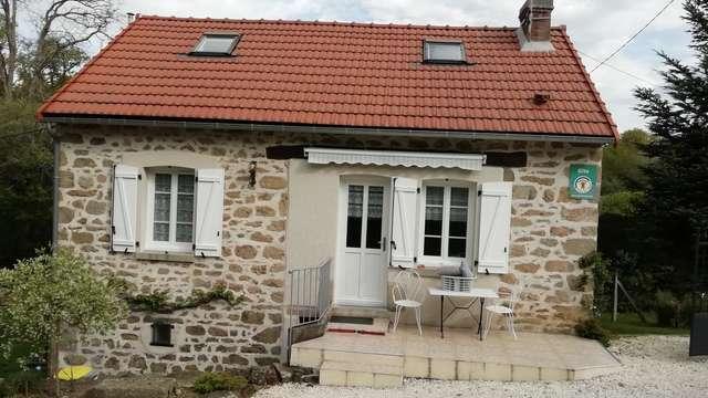 Location Gîtes de France - LAFAT - 4 personnes - Réf : 23G1343