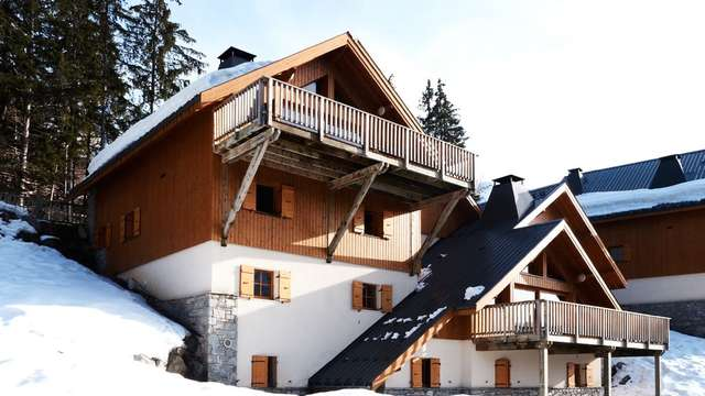 Gelinotte and Brocard Chalets