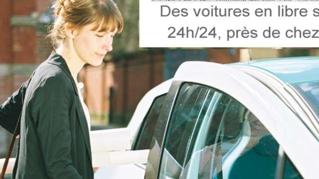Citiz - L'autopartage - Annemasse