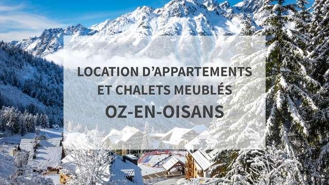 Chalet des Neiges - Pic Blanc Appartement B11 - Mme. VAN LANGENDONCK