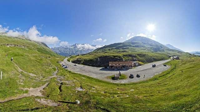 Col du Mont-Cenis depuis Lanslebourg