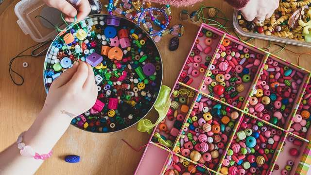 Kids activity - DIY workshop