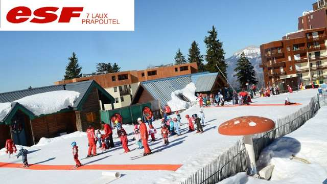 Ecole de ski français des 7 Laux