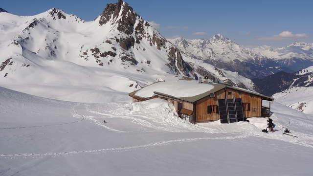 Mont Thabor refuge
