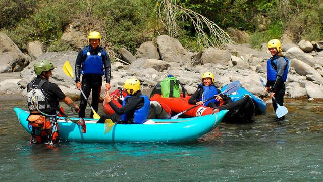 Oueds & Rios Rafting : kayak