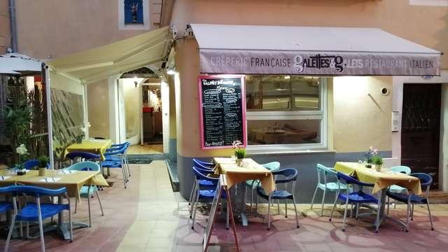Restaurant Galettes & Galets