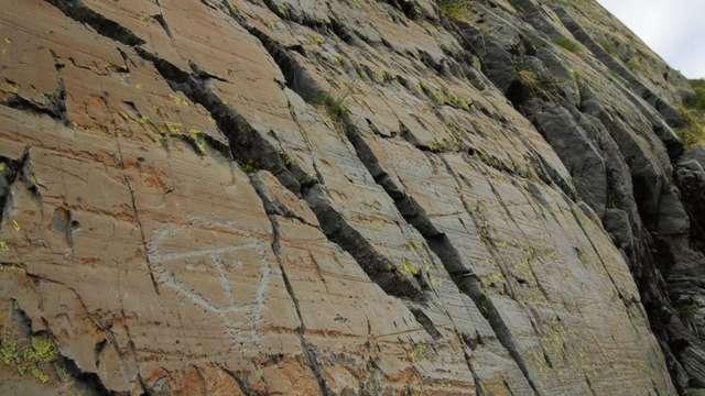 Visite libre des gravures rupestres Merveilles-Fontanalba