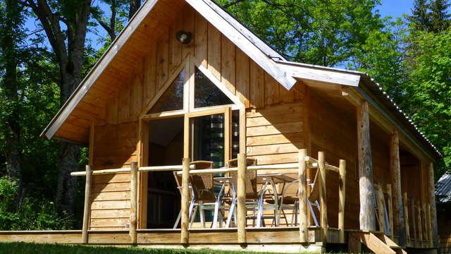 Chouette : Habert du camping de Martinière