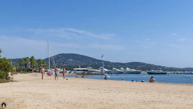 Strand von Port Grimaud 2 (Süd)