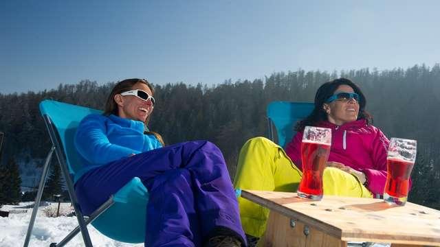 Ski, spa en hôtel***
