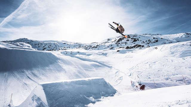 Stage de Ski et de Snowboard Freestyle - Da Camp