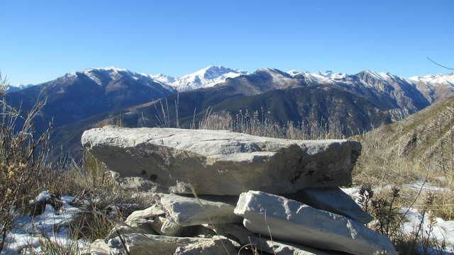 Randonnée au Mont Bergiorin